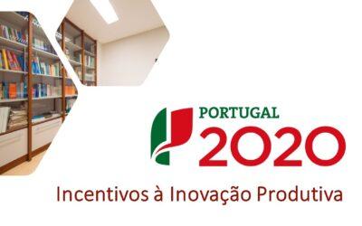 Portugal 2020 – Incentivos à Inovação produtiva – Territórios de baixa densidade
